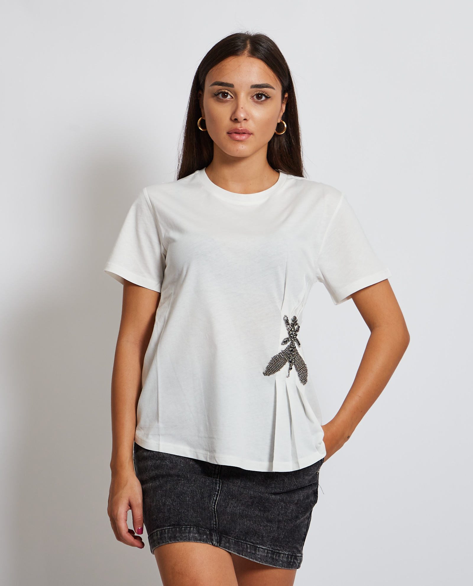 T-shirt Patrizia Pepe PATRIZIA PEPE   T-shirt   8M1357-A9K9W146