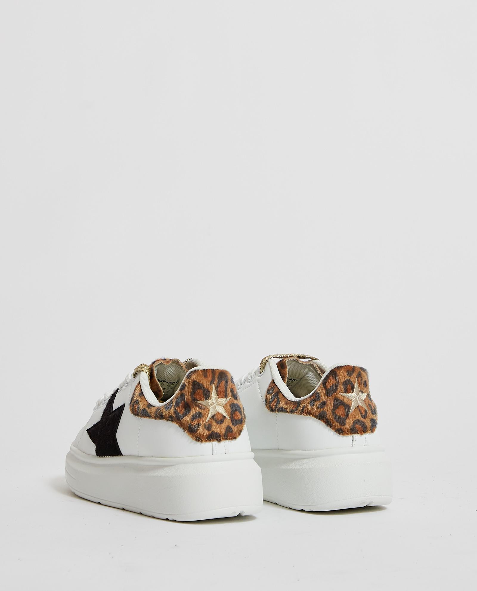 Sneakers con suola alta SHOP ART   Scarpe   SA80203OFF WHITE