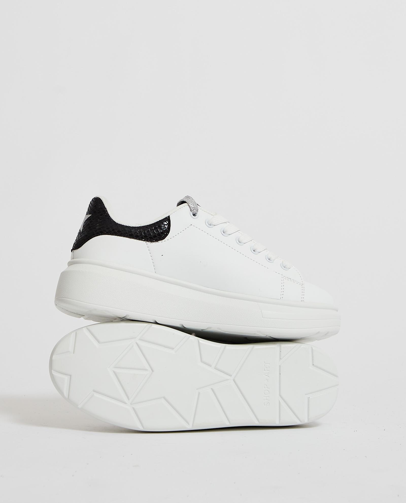 Sneakers con suola alta SHOP ART | Scarpe | SA80212OFF WHITE