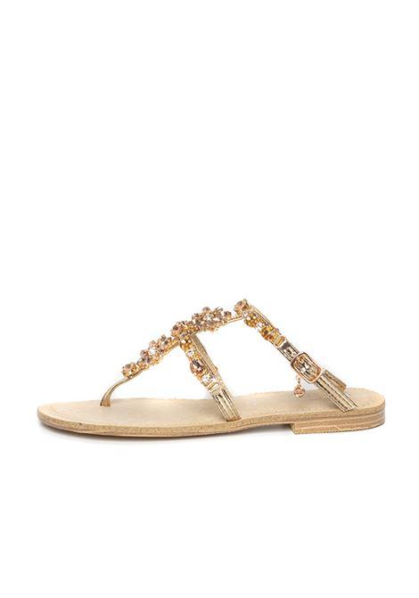 Sandalo 06 MILANO | Scarpe | SA0073NUDE