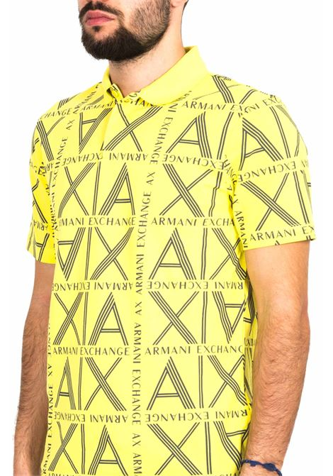 Polo ARMANI EXCHANGE | Polo | 3HZFAE-ZJLUZ2661