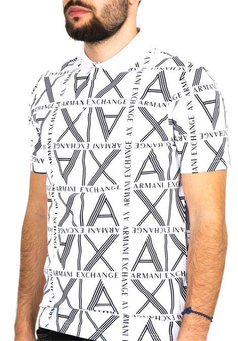 Polo ARMANI EXCHANGE | Polo | 3HZFAE-ZJLUZ7178