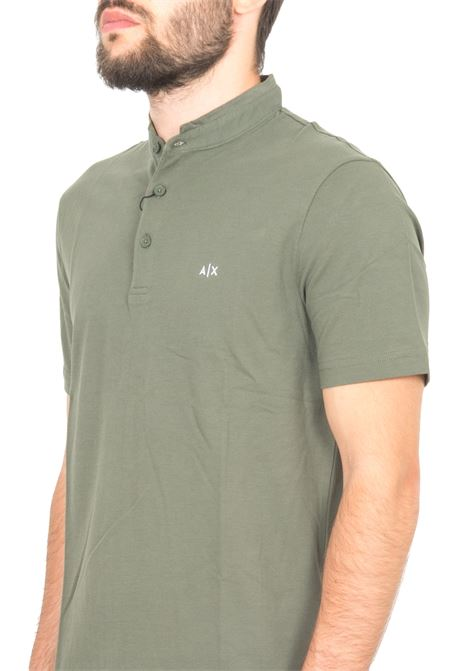 Polo ARMANI EXCHANGE | Polo | 3HZFGM-ZJ1YZ1803