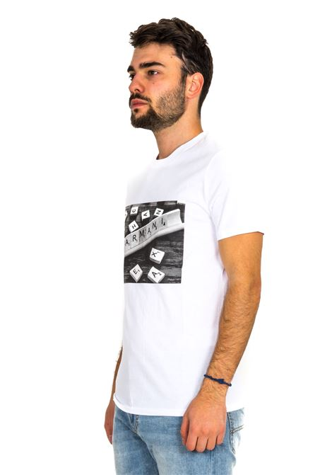 T-shirt ARMANI EXCHANGE   T-shirt   3HZTBC-ZJ2HZ1100