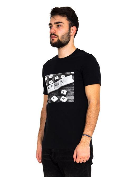 T-shirt ARMANI EXCHANGE | T-shirt | 3HZTBC-ZJ2HZ1200