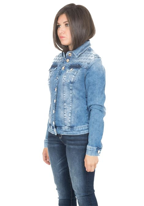 Giubbotto in denim DENNY ROSE | Giubbotto | ND3600200
