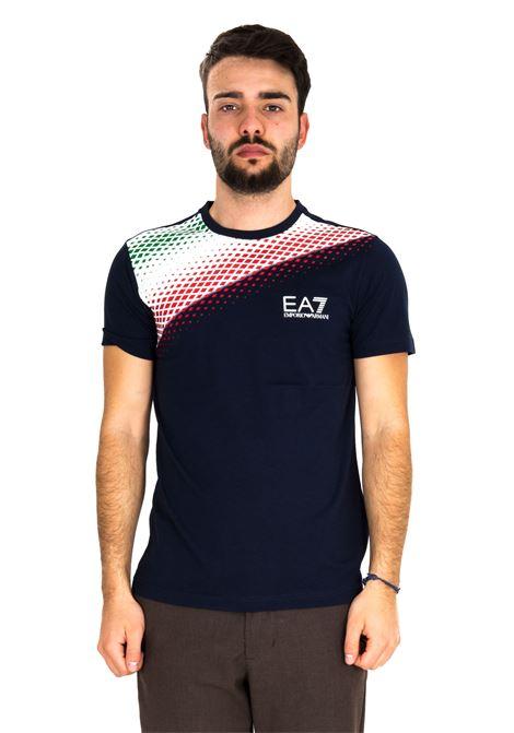 T-shirt EA7 | T-shirt | 3HPT68-PJ02Z1554