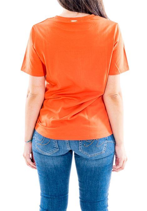 T-shirt HANNY DEEP | T-shirt | ALA218MELON