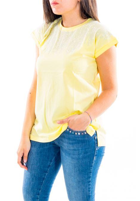 T-shirt HANNY DEEP | T-shirt | ALFI12ACACIA
