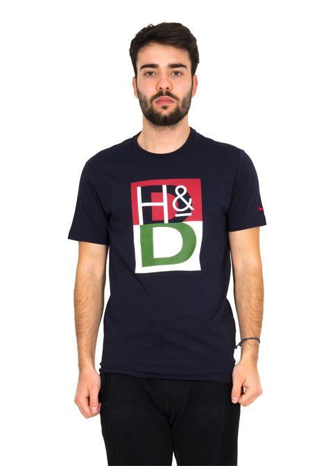 T-shirt HARMONT & BLAINE | T-shirt | IRD06002105801