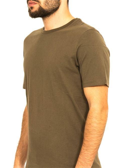 T-shirt JACK&JONES ESSENTIALS | T-shirt | 12156101OLIVE NIGHT