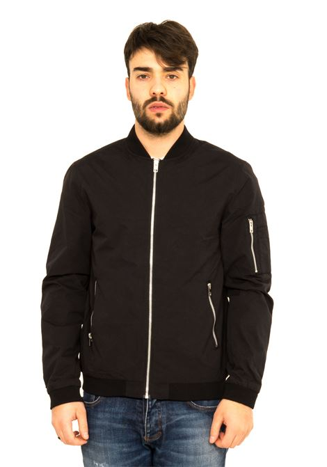 Bomber JACK&JONES ESSENTIALS | Giubbotto | 12165203BLACK