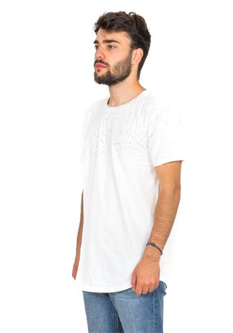 T-shirt JACK&JONES ORIGINALS | T-shirt | 12168215CLOUD DANCER