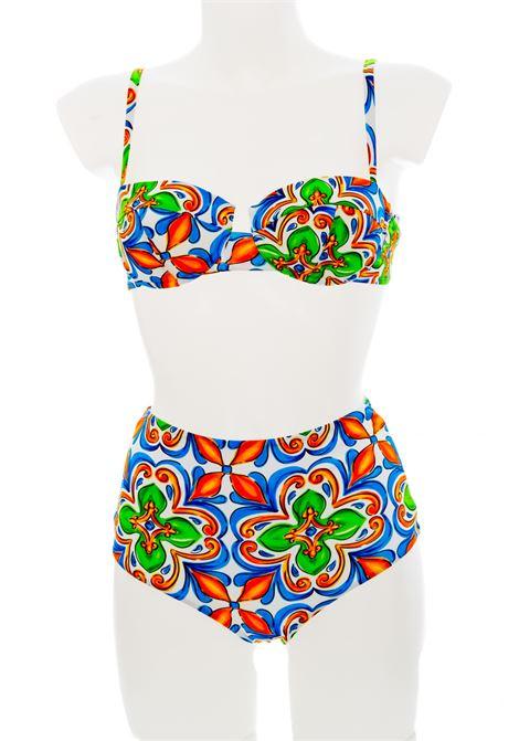 Bikini a bralette MC2 SAINT BARTH | Costume | BIRKEYMAJOLICA 01
