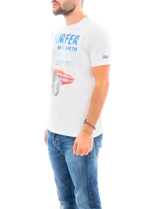 T-shirt MC2 SAINT BARTH | T-shirt | TSHIRT MANSURFER SB01