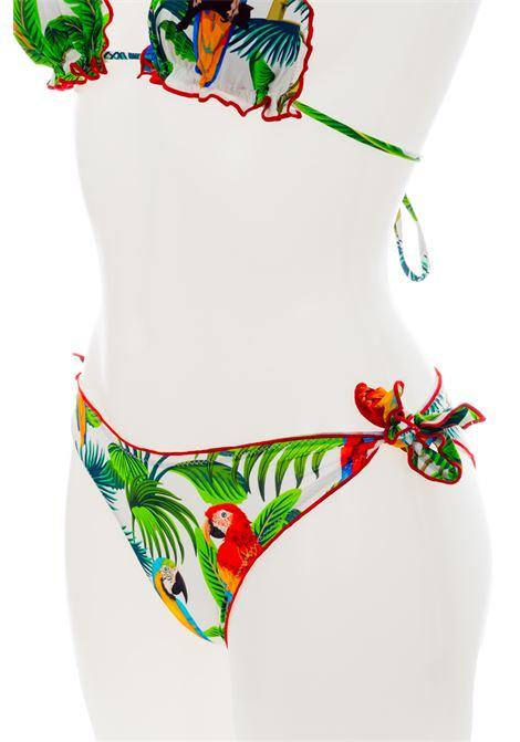 Slip frou frou MC2 SAINT BARTH | Costume | VENUSMACAW 01