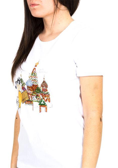 T-shirt PATRIZIA PEPE | T-shirt | 8M0796-A4S2XU16