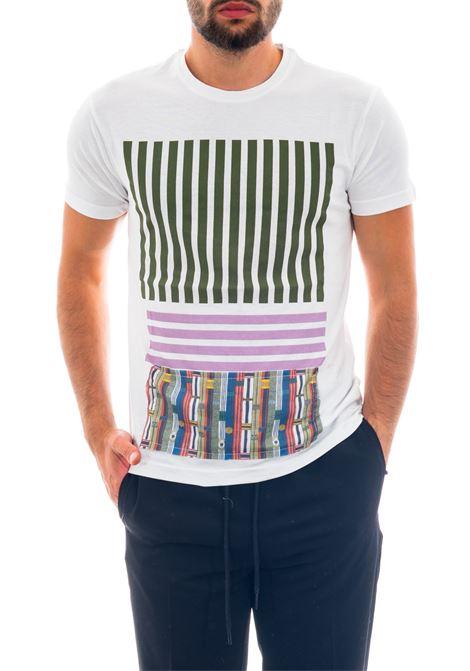 T-shirt PAUL MIRANDA | T-shirt | ME959BIANCO