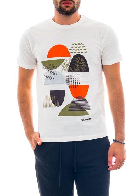 T-shirt PAUL MIRANDA | T-shirt | ME977PANNA