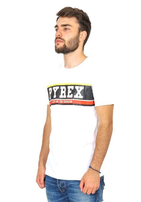T-shirt PYREX | T-shirt | PB40760BIANCO