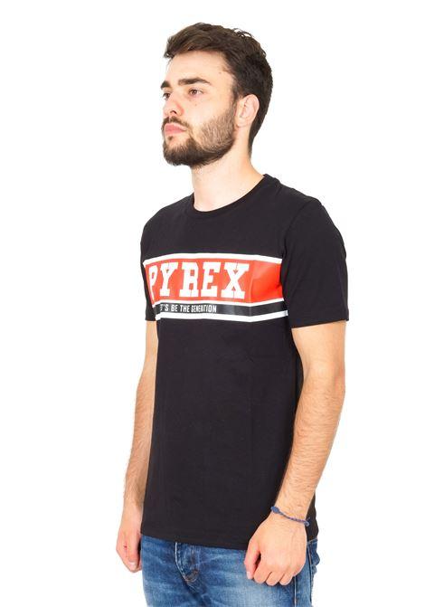T-shirt PYREX | T-shirt | PB40760NERO