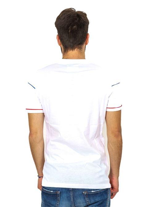 T-shirt Pyrex con dettaglio scritta in petto PYREX | T-shirt | PB40798BIANCO