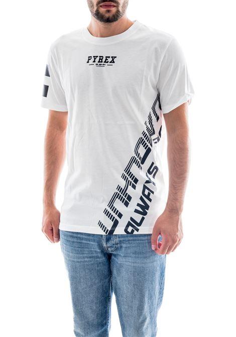 T-shirt PYREX | T-shirt | PC40939BIANCO