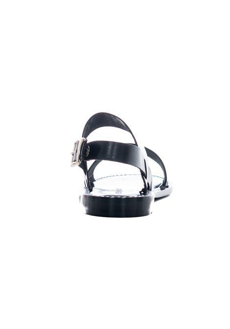 Sandalo SETTE/MEZZO | Scarpe | 630NERO