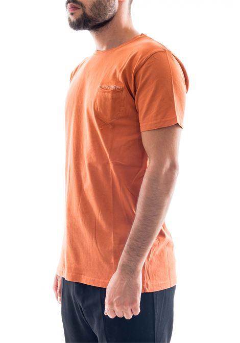 T-shirt SETTE/MEZZO | T-shirt | 938ARANCIO