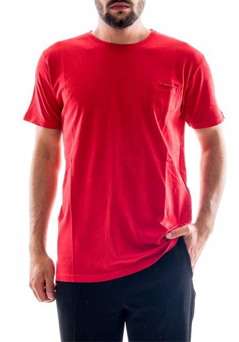 T-shirt SETTE/MEZZO | T-shirt | 938ROSSO