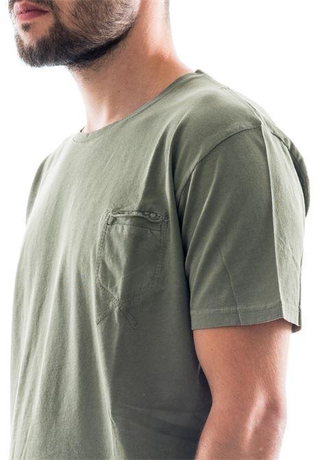 T-shirt SETTE/MEZZO | T-shirt | 938VERDE