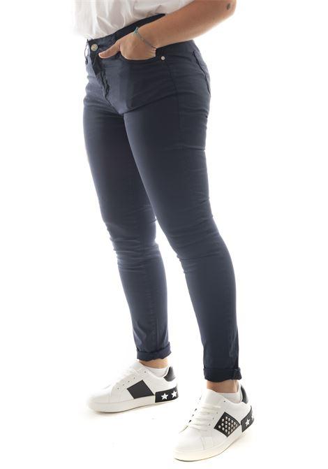 Pantalone SETTE/MEZZO | Jeans | E31-5TASCHEBLU