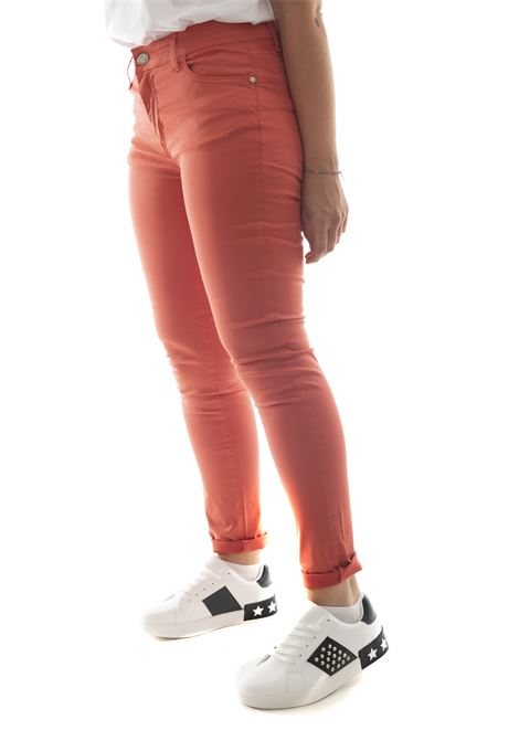 Pantalone SETTE/MEZZO | Jeans | E31-5TASCHECORALLO