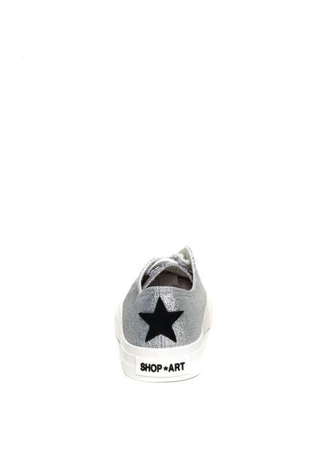 Sneakers basse SHOP ART | Scarpe | SA020013SILVER
