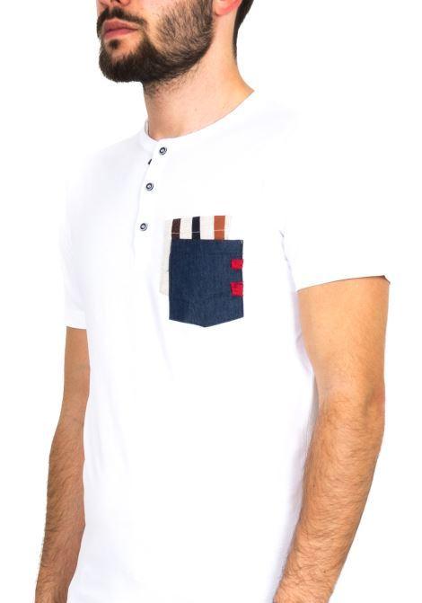 T-shirt SSEINSE | Maglia | ME1579SSBIANCO