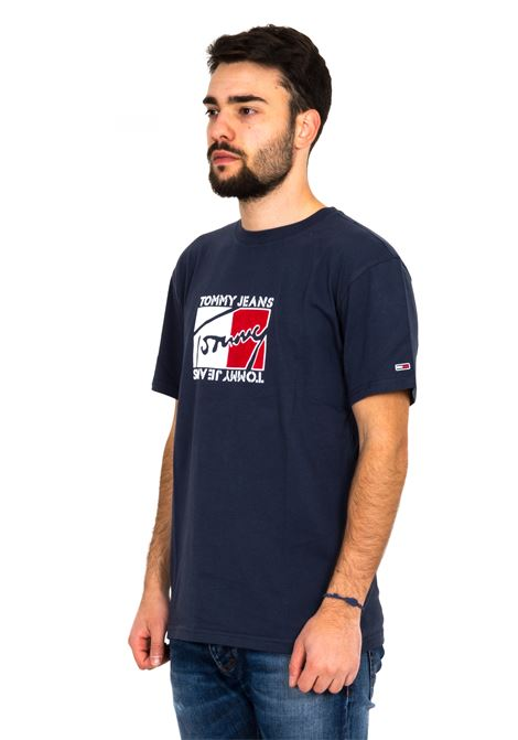 TOMMY JEANS | T-shirt | DM07433CBK