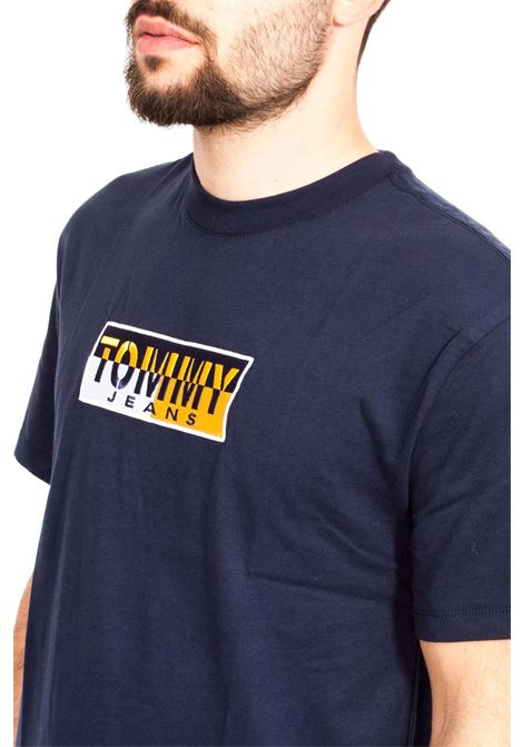 TOMMY JEANS | T-shirt | DM07436CBK
