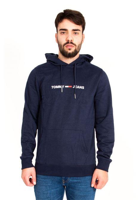 Felpa TOMMY JEANS | T-shirt | DM07621CBK