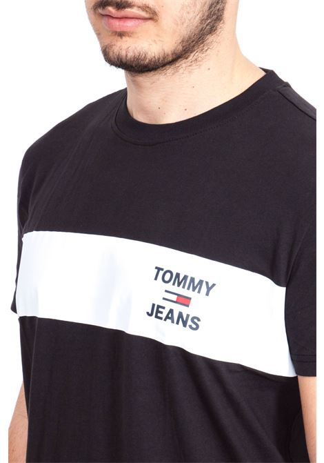 TOMMY JEANS | T-shirt | DM07858BDS