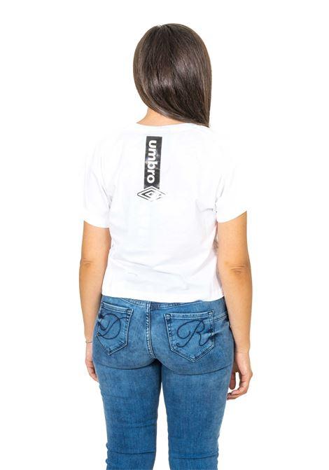 T-shirt UMBRO | T-shirt | PU0507BIANCO