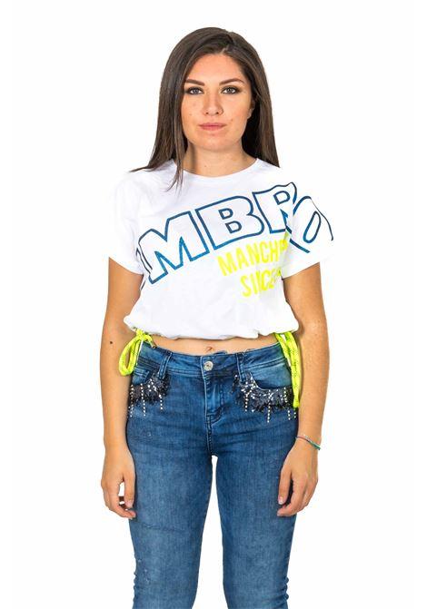 T-shirt UMBRO | T-shirt | PU0512BIANCO