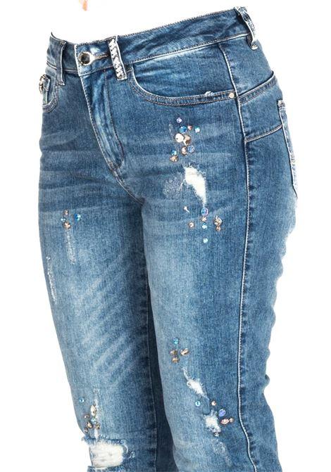 Jeans YES-ZEE | Jeans | P377-WI83J712