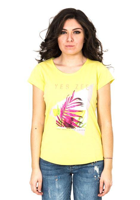 T-shirt YES-ZEE | T-shirt | T202-TL030322