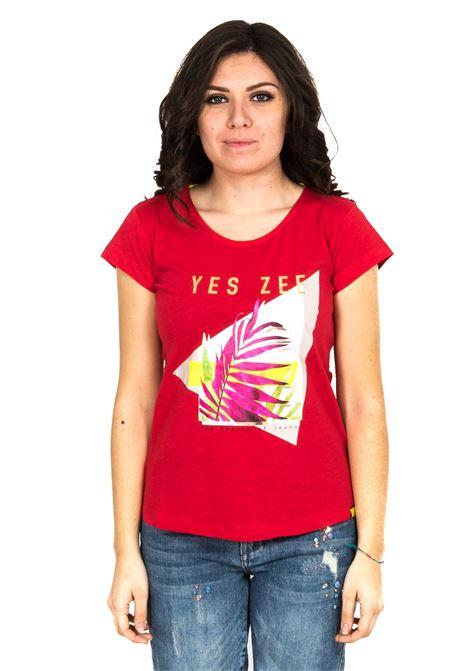 T-shirt YES-ZEE | T-shirt | T202-TL030505