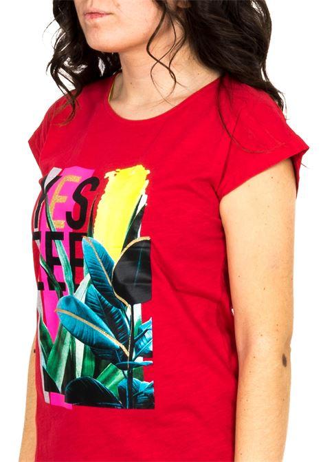T-shirt YES-ZEE | T-shirt | T212-TL010505