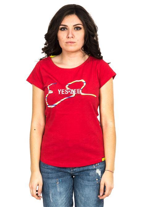 T-shirt YES-ZEE | T-shirt | T256-TL080505