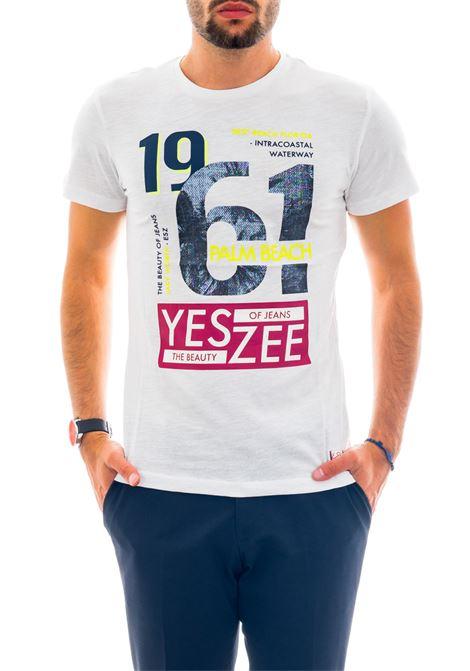 T-shirt YES-ZEE | T-shirt | T700-TL110127