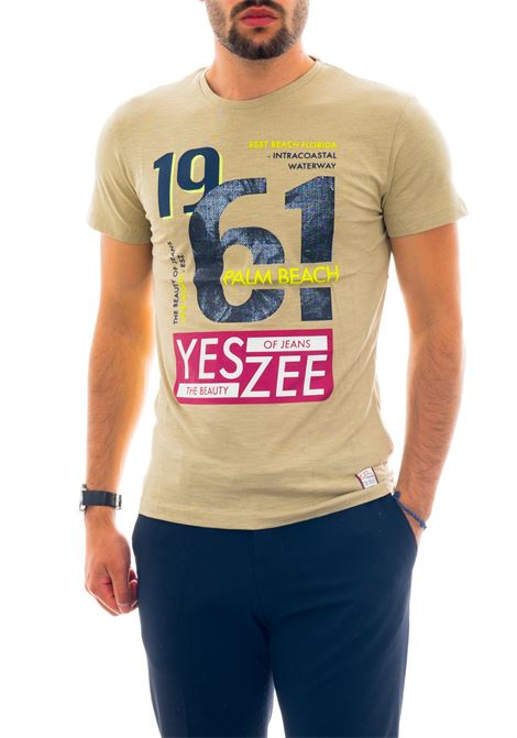 T-shirt YES-ZEE | T-shirt | T700-TL120222