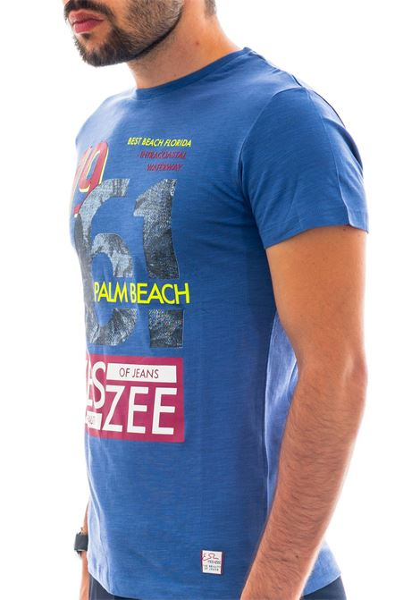 T-shirt YES-ZEE | T-shirt | T700-TL120704