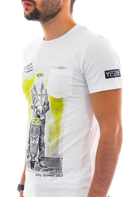 T-shirt YES-ZEE | T-shirt | T725-TC110127